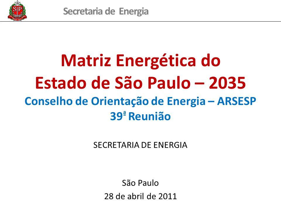 Conselho de Orientação de Energia – ARSESP
