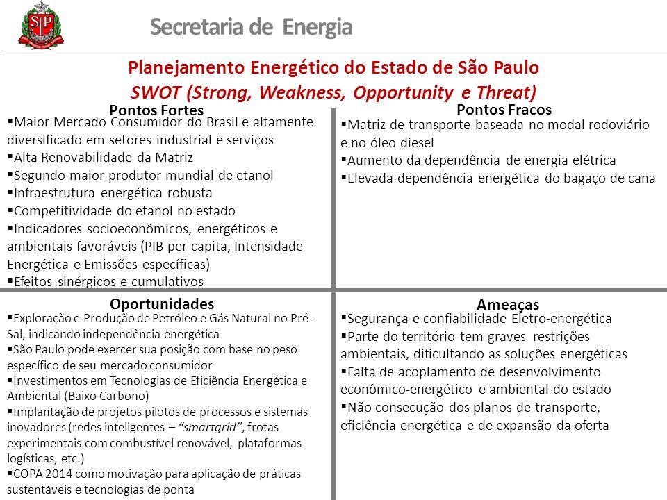 Planejamento Energético do Estado de São Paulo