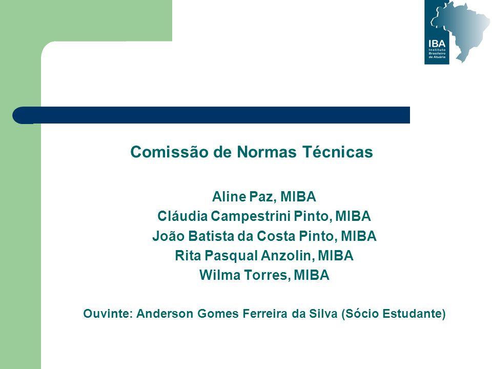 Comissão de Normas Técnicas