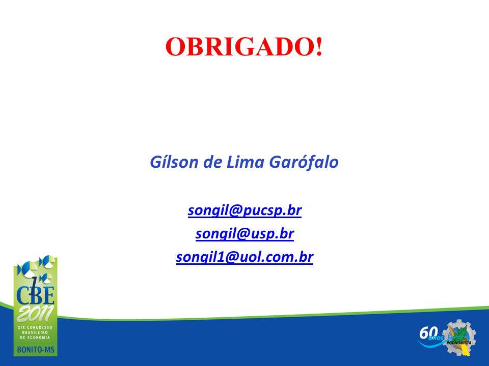 Gílson de Lima Garófalo