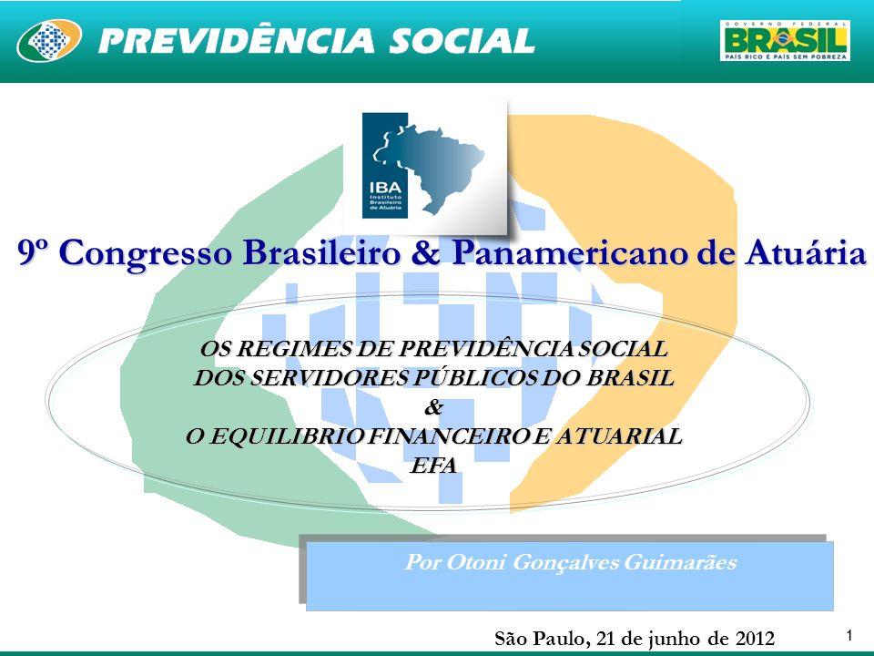 9º Congresso Brasileiro & Panamericano de Atuária