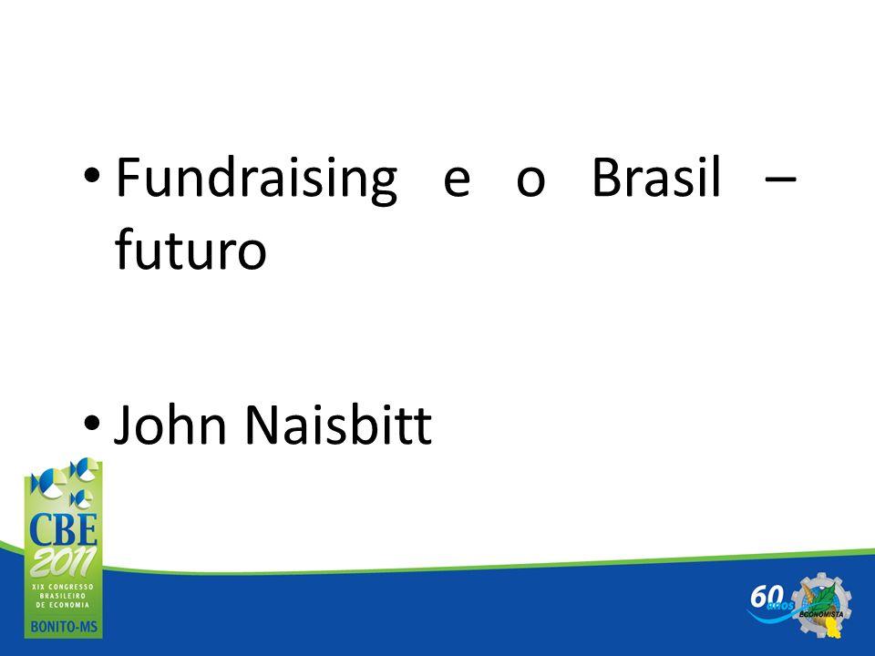 Fundraising e o Brasil – futuro