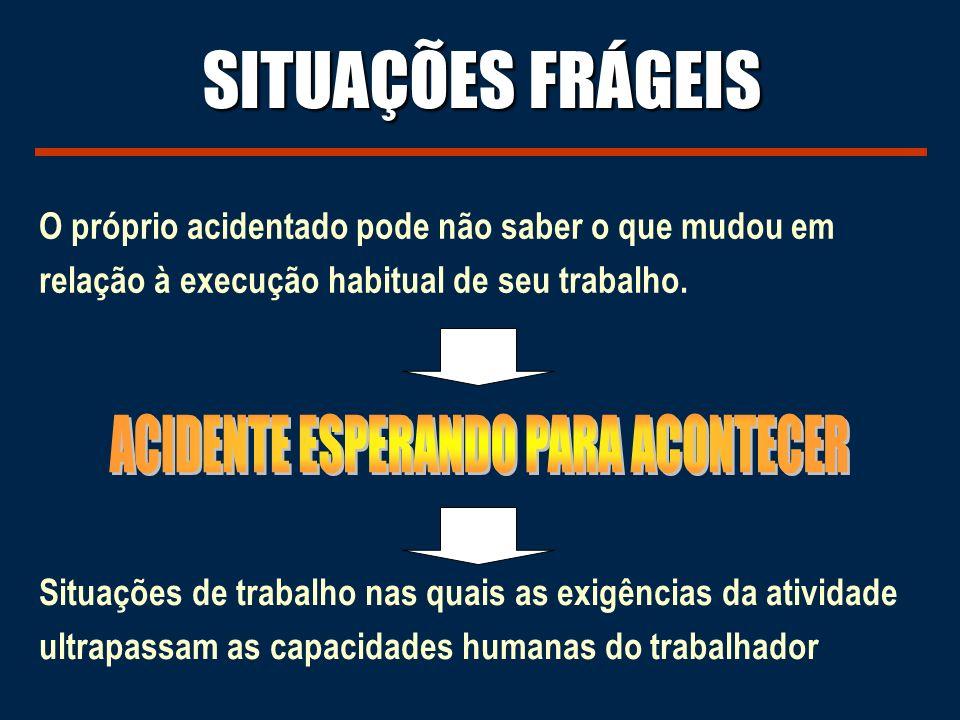ACIDENTE ESPERANDO PARA ACONTECER