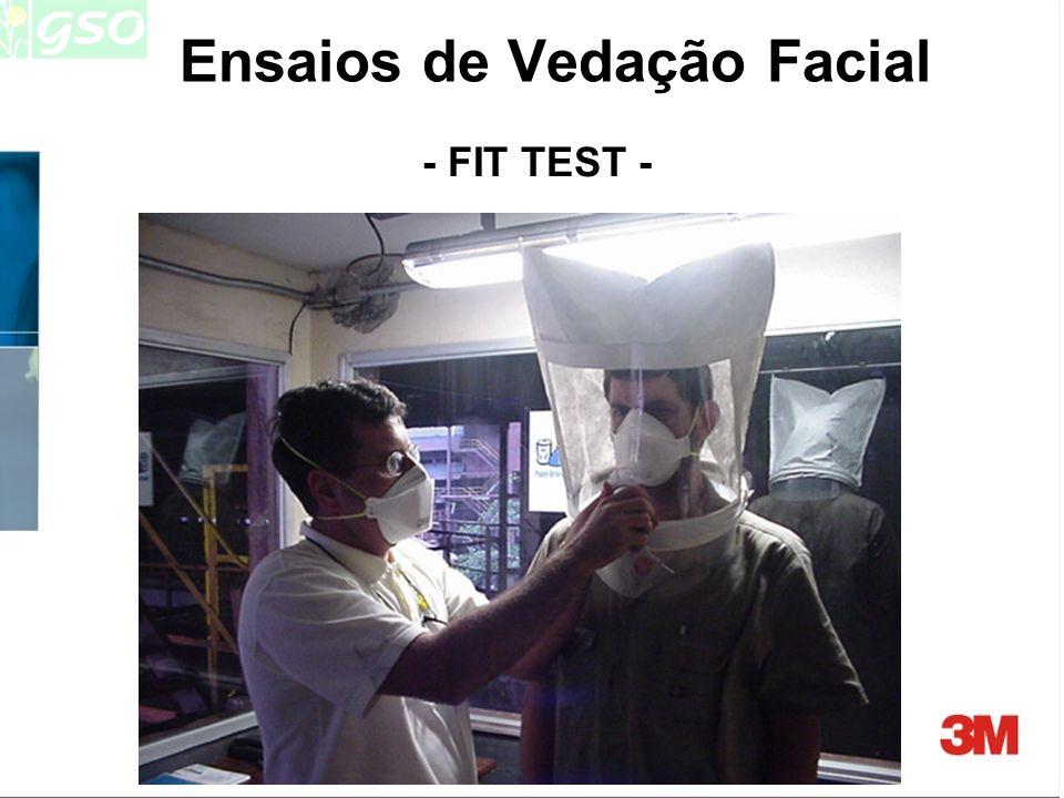 Ensaios de Vedação Facial