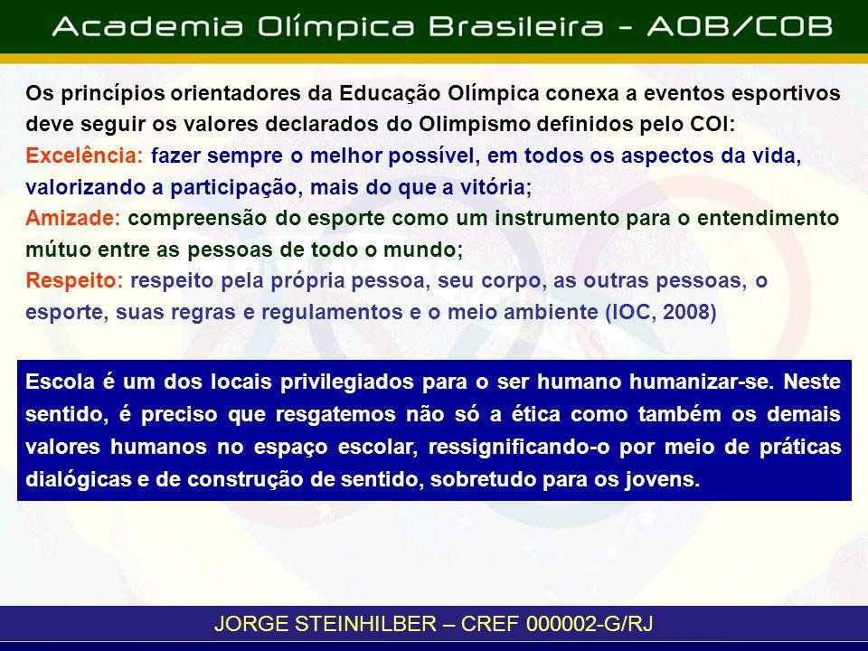 JORGE STEINHILBER – CREF 000002-G/RJ