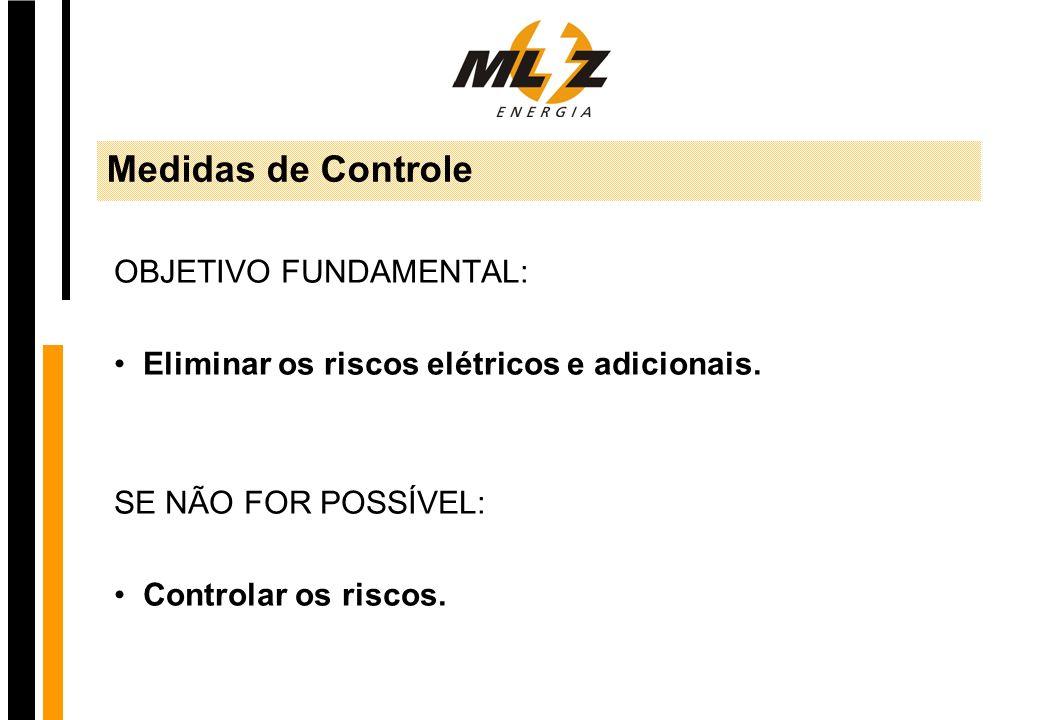 Medidas de Controle OBJETIVO FUNDAMENTAL: