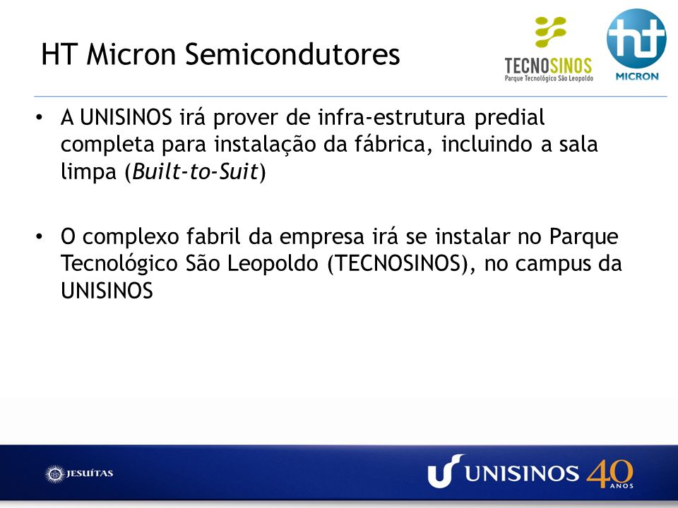 HT Micron Semicondutores