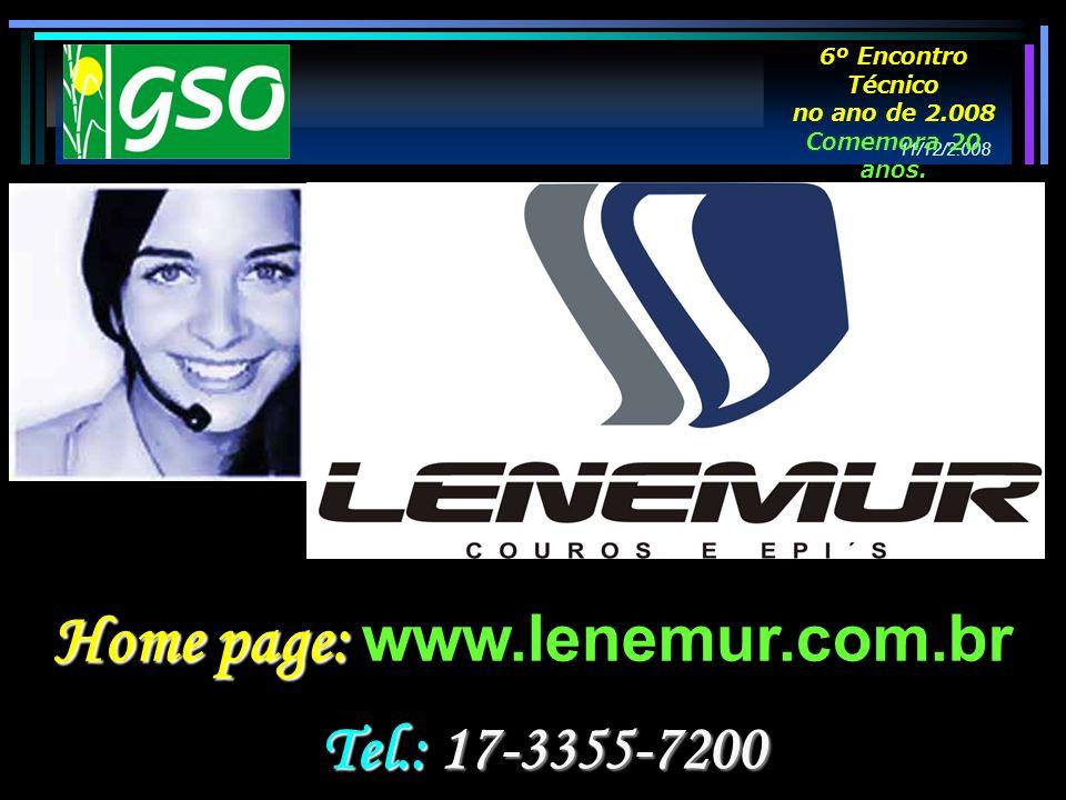 Home page: www.lenemur.com.br