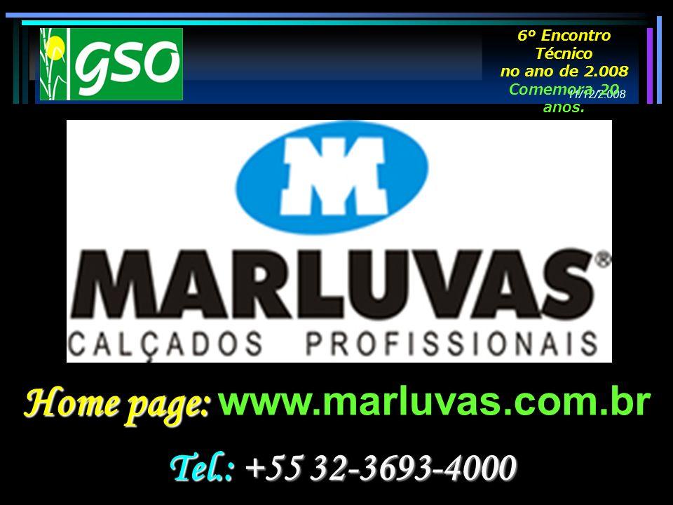 Home page: www.marluvas.com.br