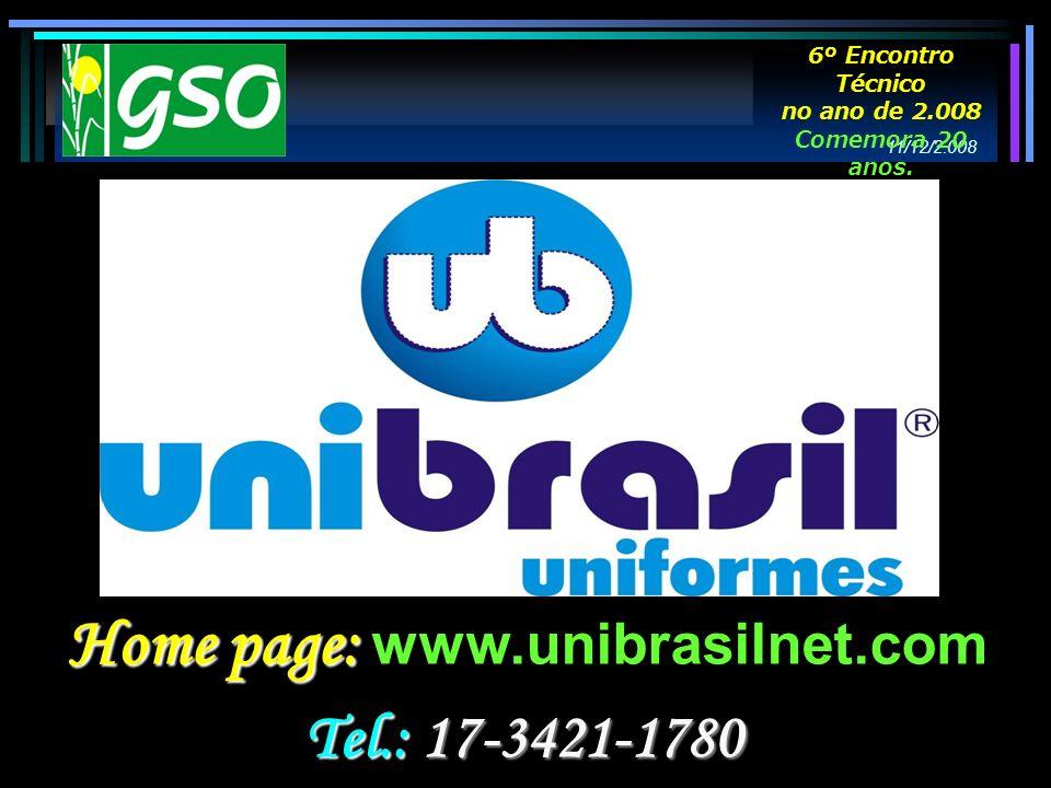 Home page: www.unibrasilnet.com