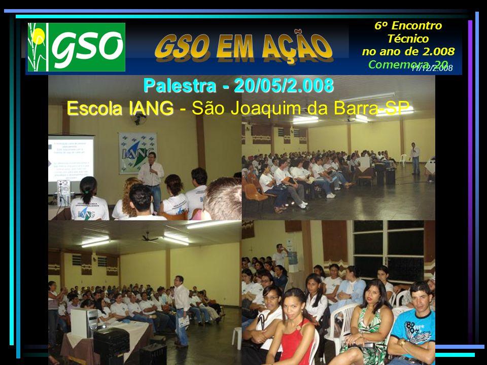 Escola IANG - São Joaquim da Barra-SP