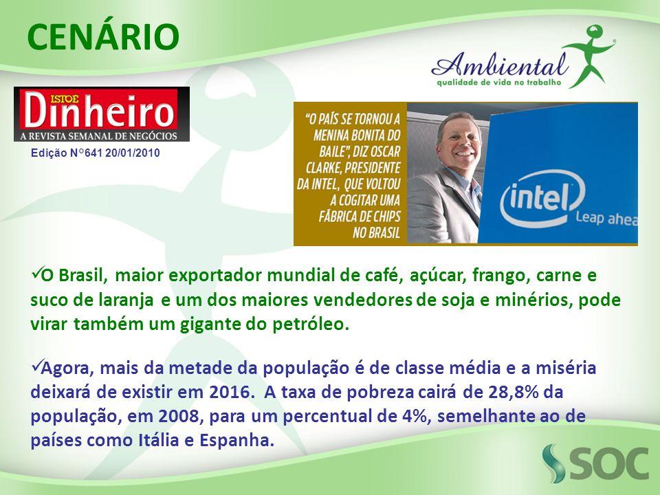CENÁRIO Edição N°641 20/01/2010.