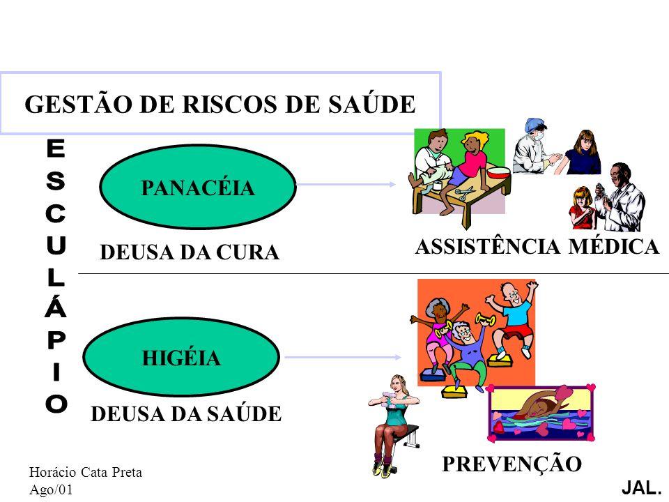 GESTÃO DE RISCOS DE SAÚDE