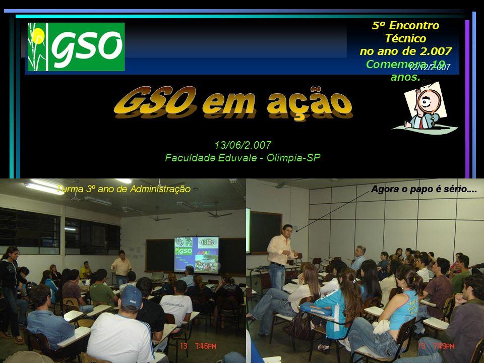 Faculdade Eduvale - Olimpia-SP