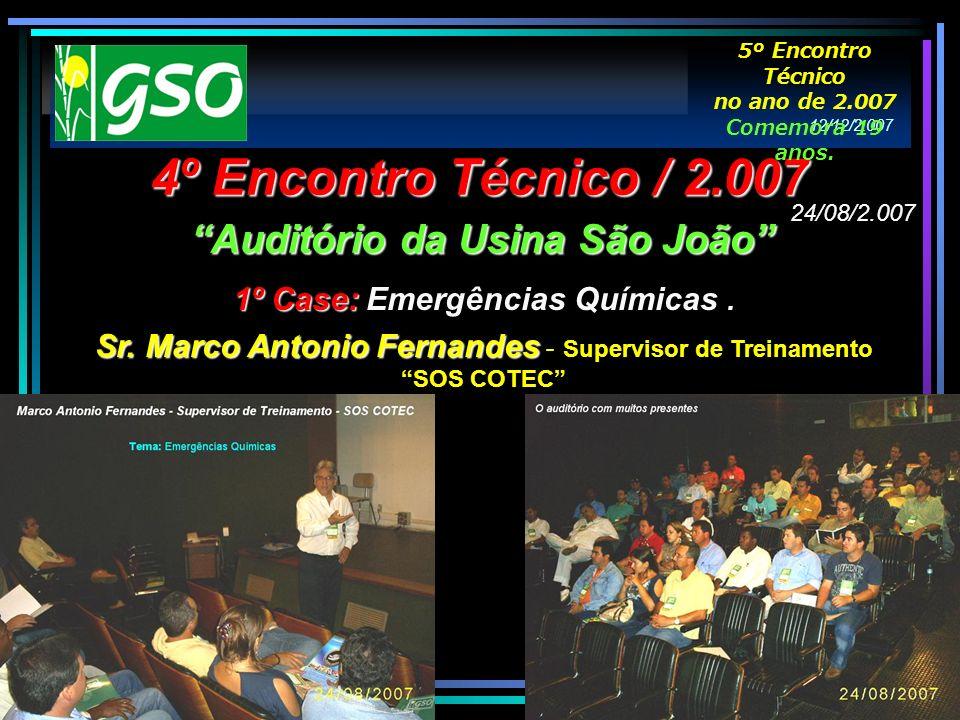 Auditório da Usina São João
