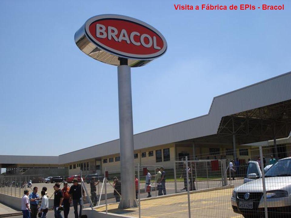 Visita a Fábrica de EPIs - Bracol