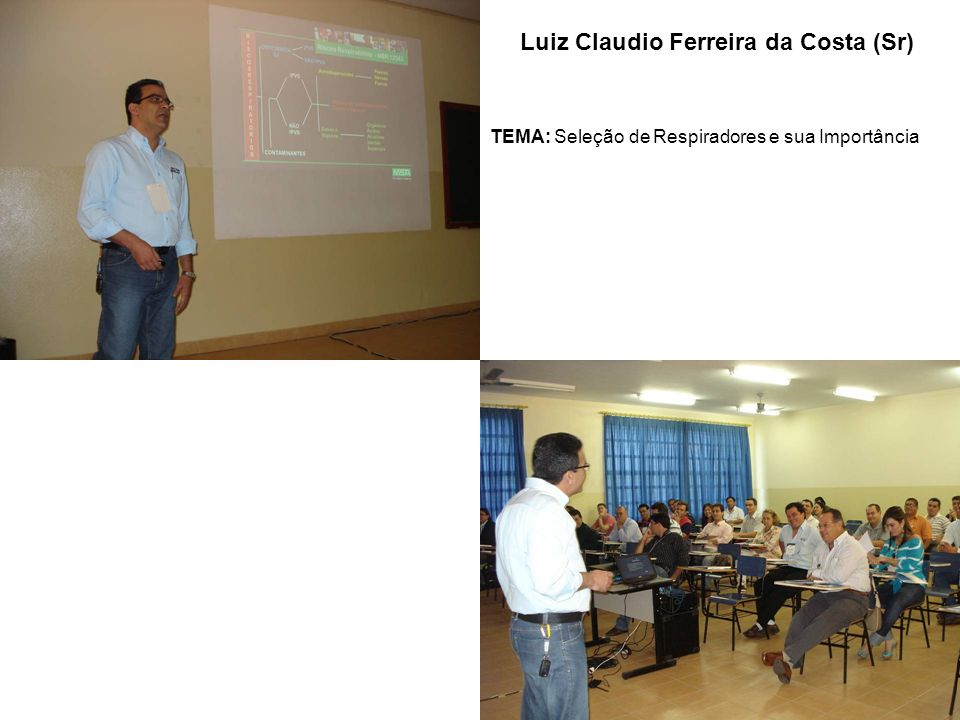Luiz Claudio Ferreira da Costa (Sr)