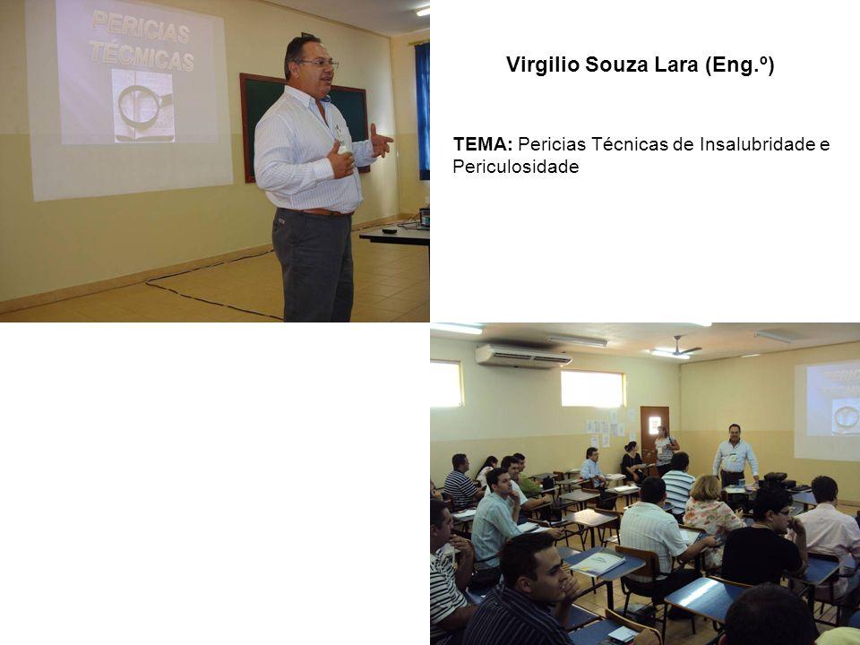 Virgilio Souza Lara (Eng.º)