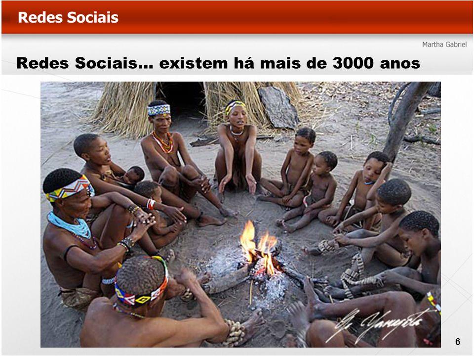 Redes Sociais… existem há mais de 3000 anos