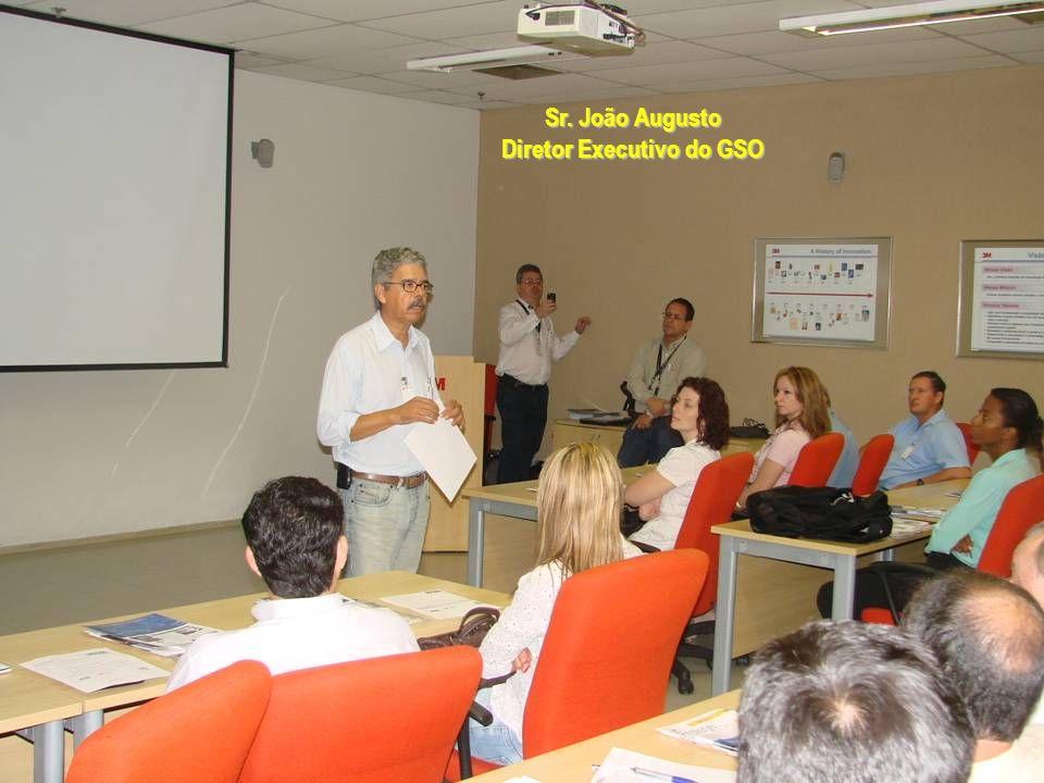 Diretor Executivo do GSO