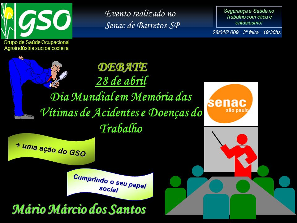Mário Márcio dos Santos