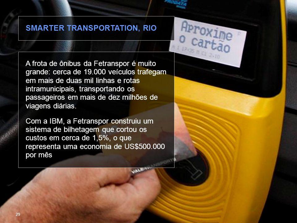 SMARTER TRANSPORTATION, RIO