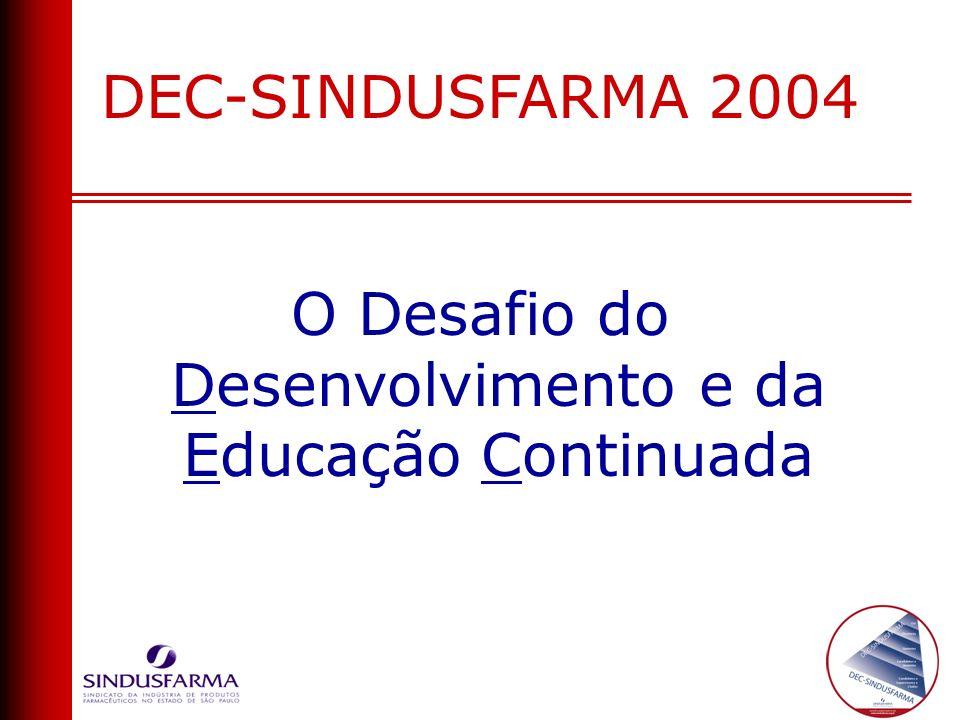 O Desafio do Desenvolvimento e da Educação Continuada