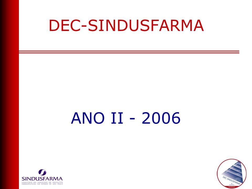 DEC-SINDUSFARMA ANO II - 2006