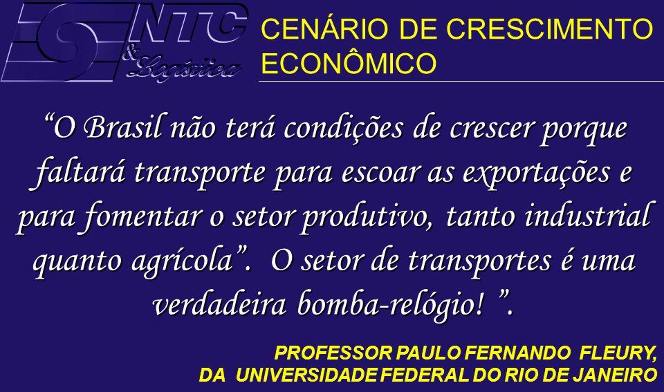 CENÁRIO DE CRESCIMENTO