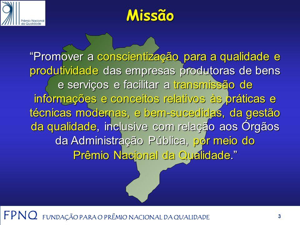 Prêmio Nacional da Qualidade.