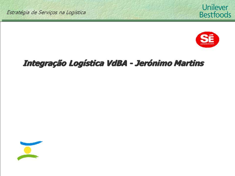 Integração Logística VdBA - Jerónimo Martins