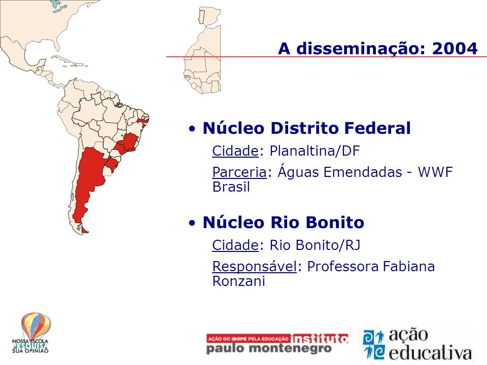 Núcleo Distrito Federal