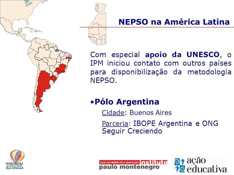 NEPSO na América Latina