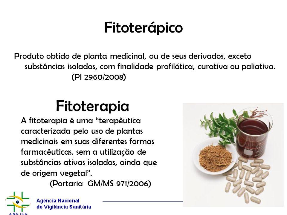 Fitoterápico Fitoterapia