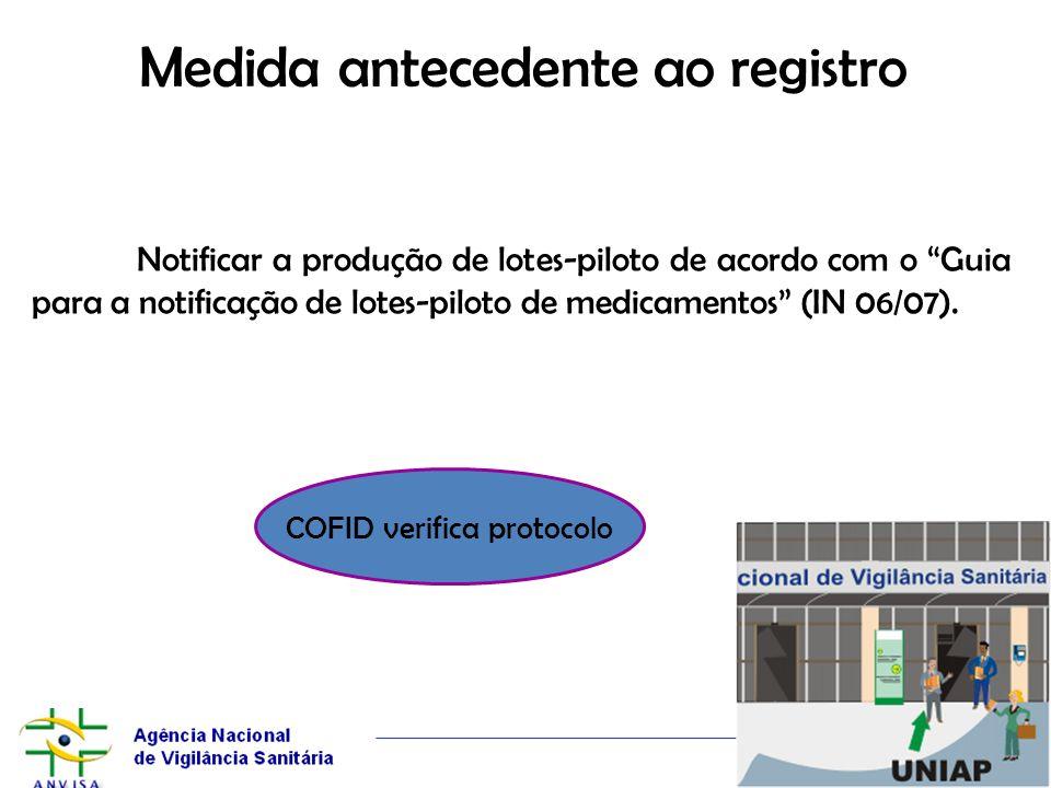 COFID verifica protocolo