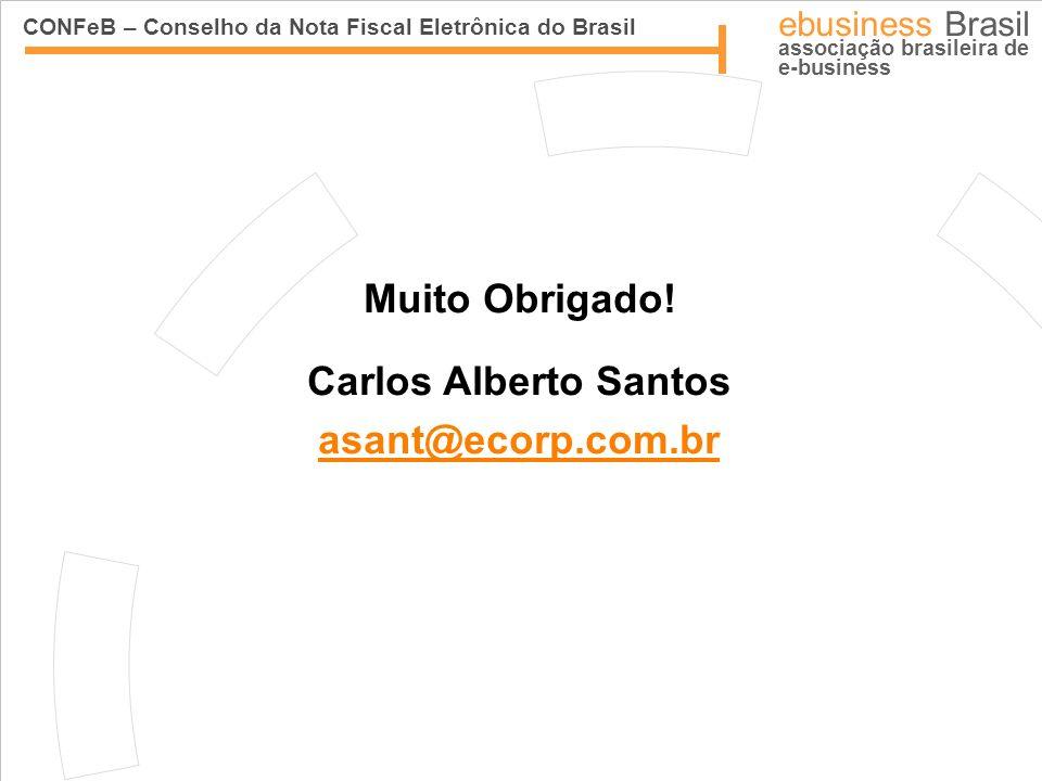 Carlos Alberto Santos asant@ecorp.com.br