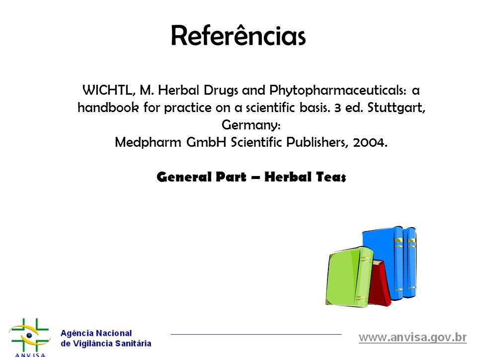 General Part – Herbal Teas