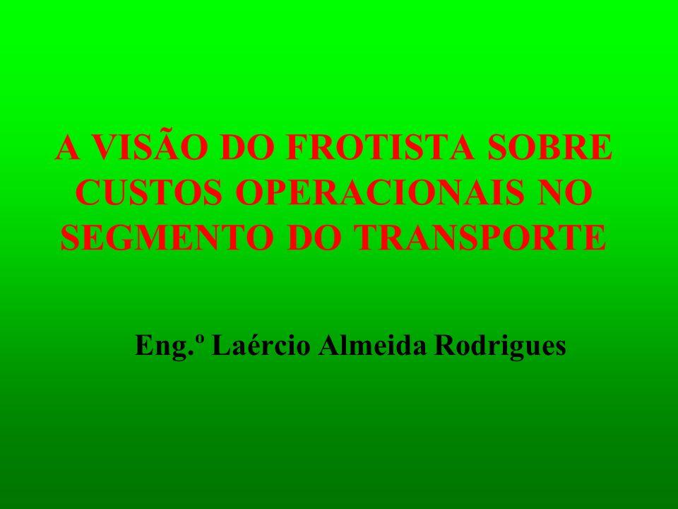 Eng.º Laércio Almeida Rodrigues