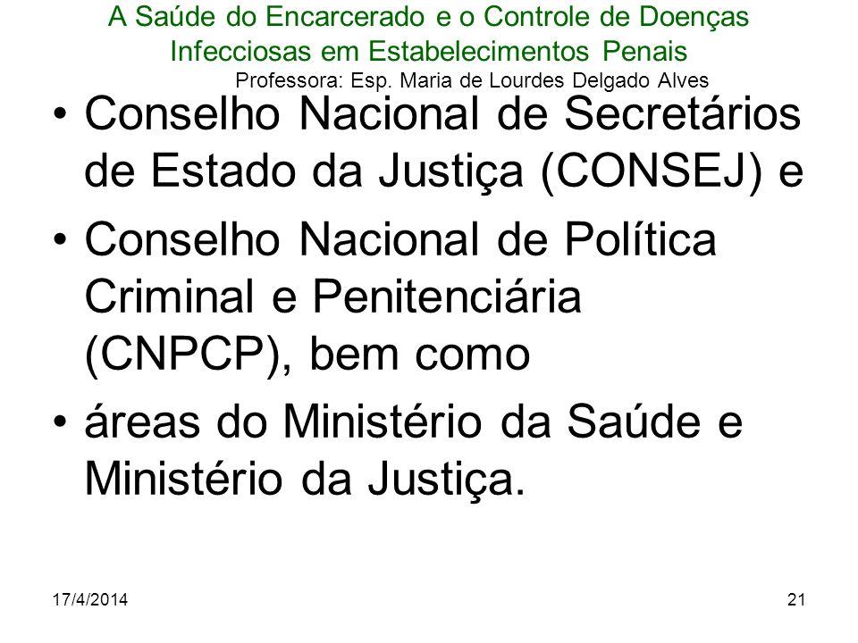 Conselho Nacional de Secretários de Estado da Justiça (CONSEJ) e