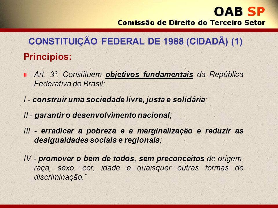 CONSTITUIÇÃO FEDERAL DE 1988 (CIDADÃ) (1)