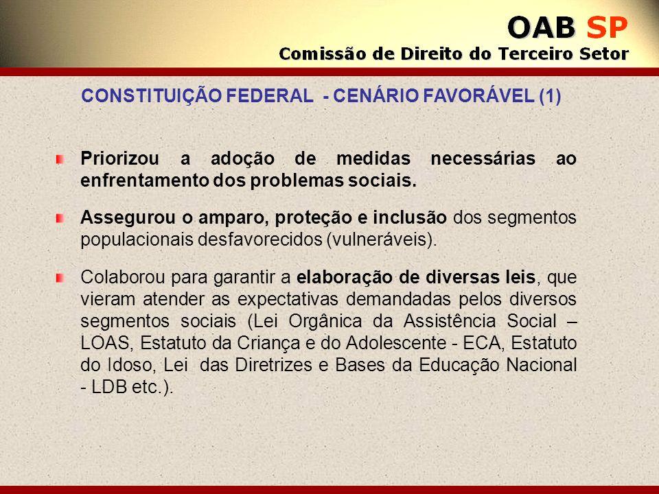 CONSTITUIÇÃO FEDERAL - CENÁRIO FAVORÁVEL (1)