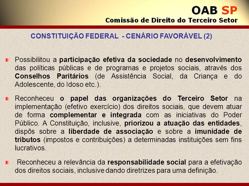 CONSTITUIÇÃO FEDERAL - CENÁRIO FAVORÁVEL (2)