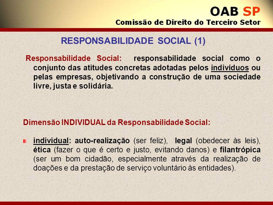 RESPONSABILIDADE SOCIAL (1)