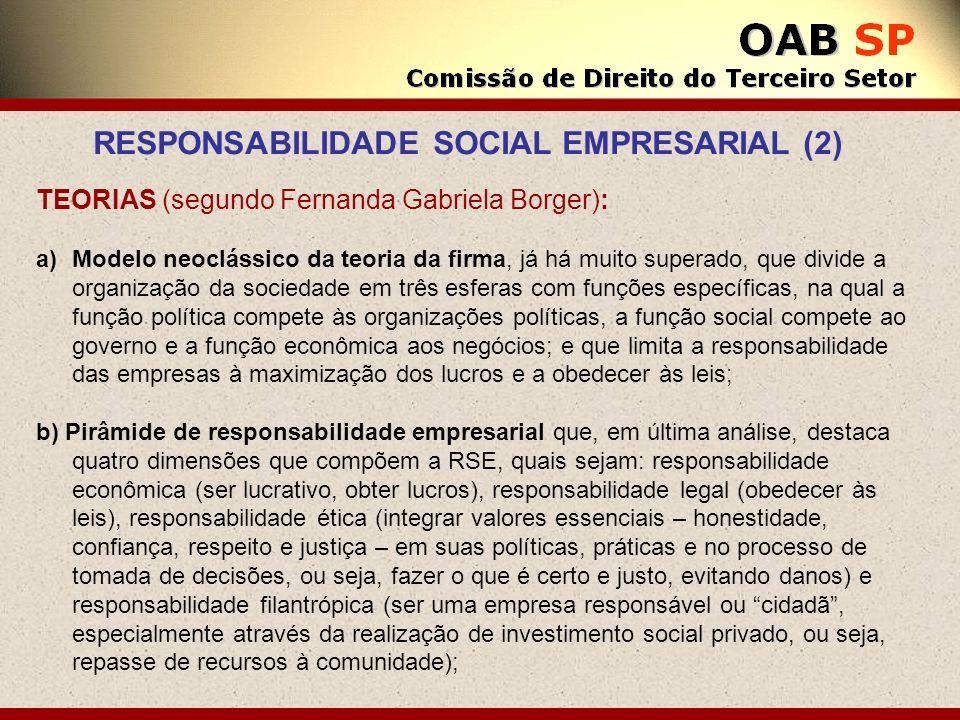 RESPONSABILIDADE SOCIAL EMPRESARIAL (2)