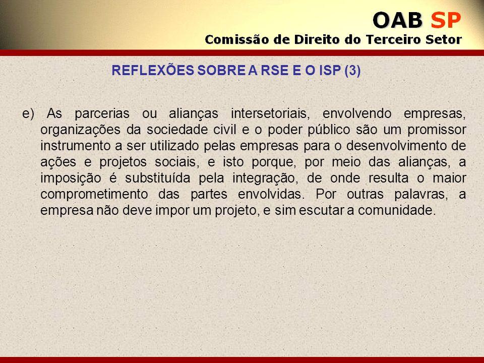 REFLEXÕES SOBRE A RSE E O ISP (3)