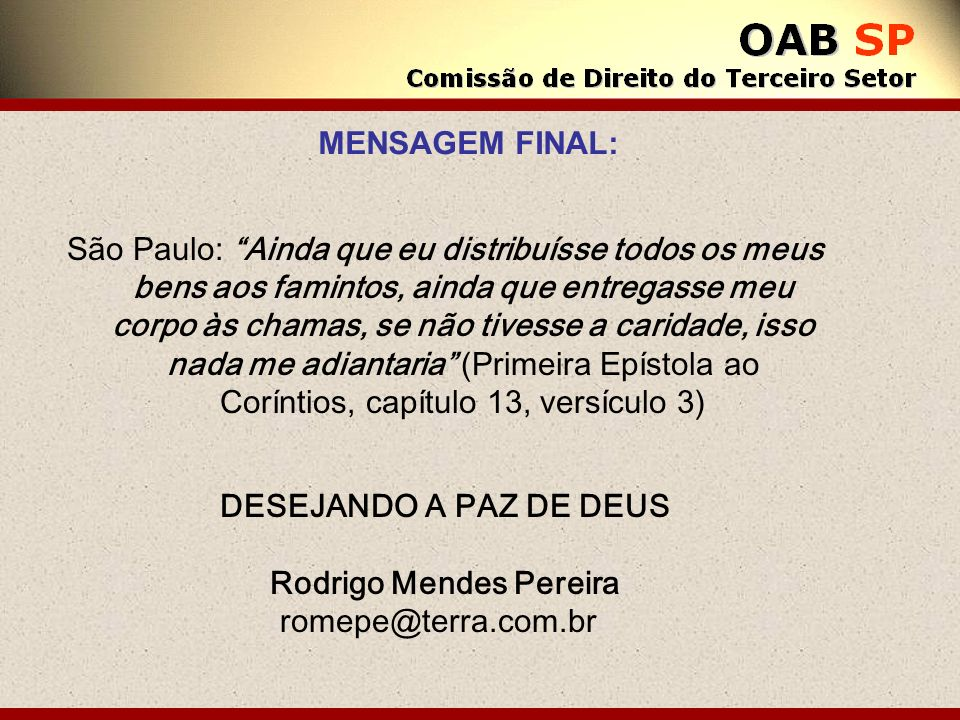 Rodrigo Mendes Pereira