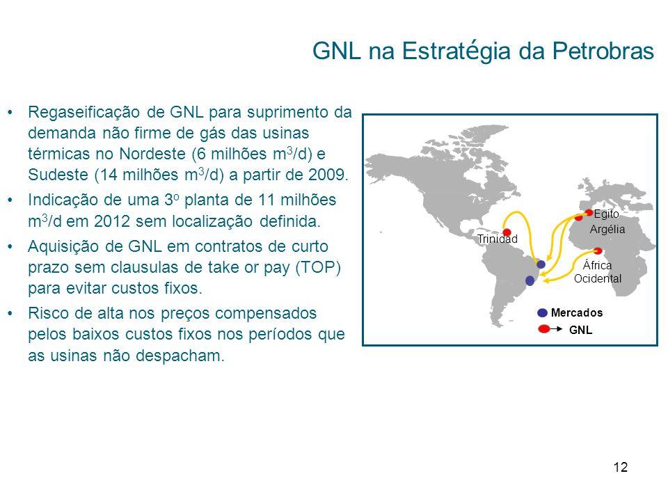GNL na Estratégia da Petrobras