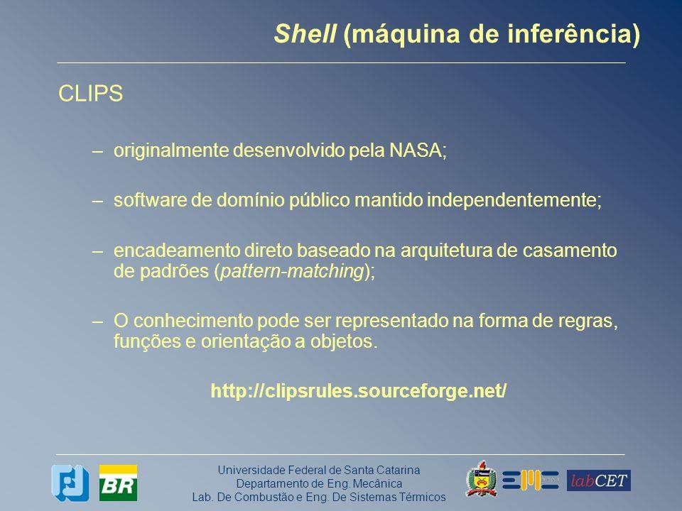 Shell (máquina de inferência)