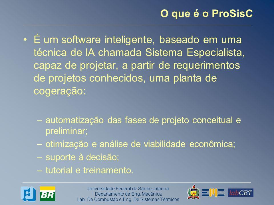 O que é o ProSisC
