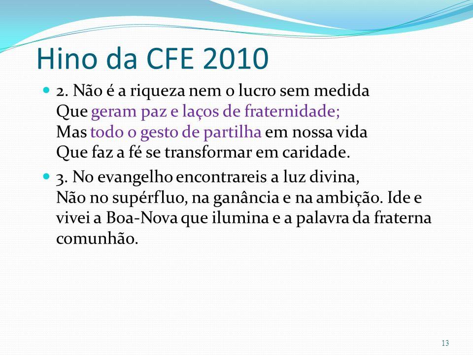 Hino da CFE 2010